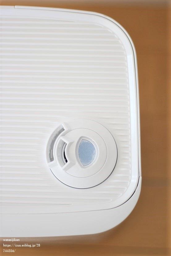 加湿器の導入で肝心の湿度は?_e0214646_20464645.jpg