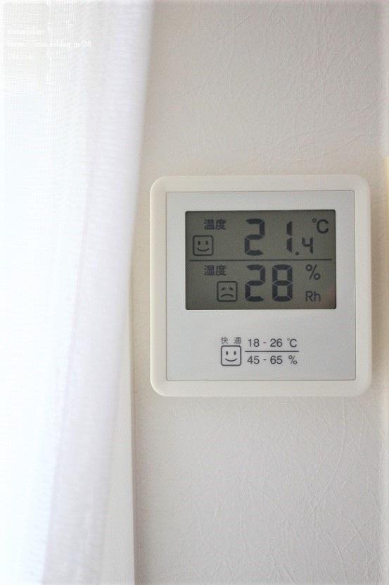 加湿器の導入で肝心の湿度は?_e0214646_20470374.jpg