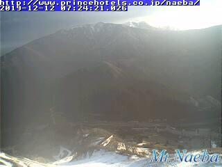 2019年12月12日 湯沢周辺のスキー場 朝のライブカメラチェック_e0037849_07294113.jpg
