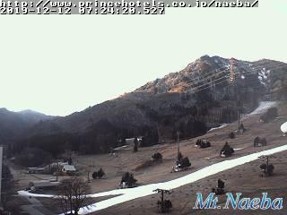 2019年12月12日 湯沢周辺のスキー場 朝のライブカメラチェック_e0037849_07294142.jpg