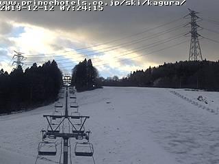 2019年12月12日 湯沢周辺のスキー場 朝のライブカメラチェック_e0037849_07294146.jpg
