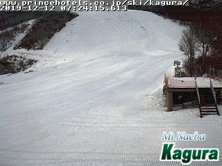 2019年12月12日 湯沢周辺のスキー場 朝のライブカメラチェック_e0037849_07294168.jpg