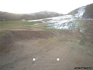 2019年12月12日 湯沢周辺のスキー場 朝のライブカメラチェック_e0037849_07302235.jpg