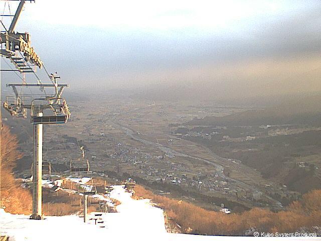 2019年12月12日 湯沢周辺のスキー場 朝のライブカメラチェック_e0037849_07302263.jpg