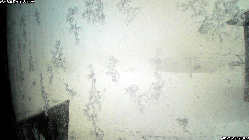 2019年12月12日 岩手・夏油高原スキー場 雪、降り出したようです!_e0037849_12304335.jpg