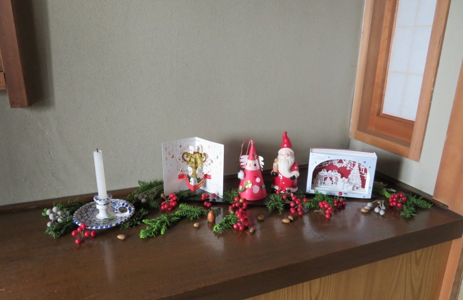 クリスマスの飾り_f0329849_22363234.jpg