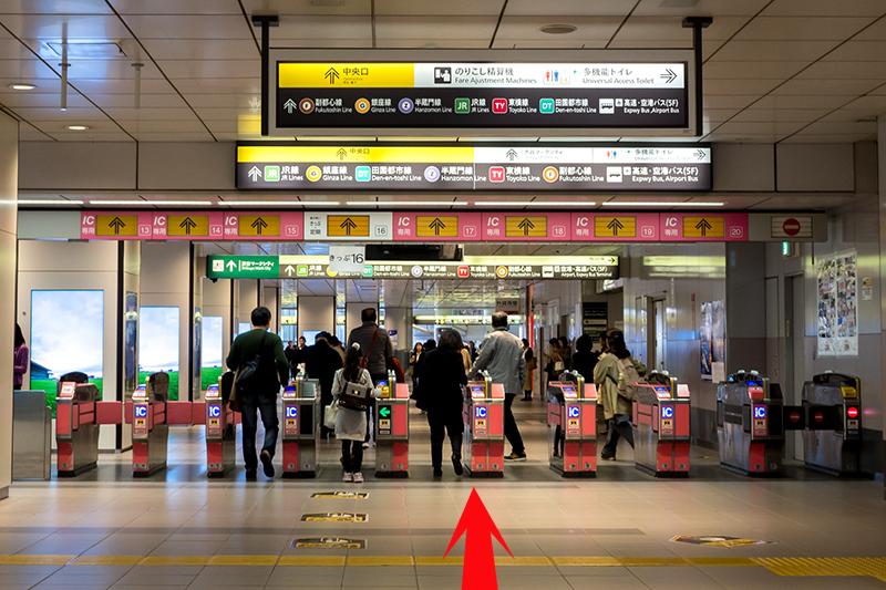 渋谷駅ガイド・井の頭線ー東横線_a0003650_16312049.jpg