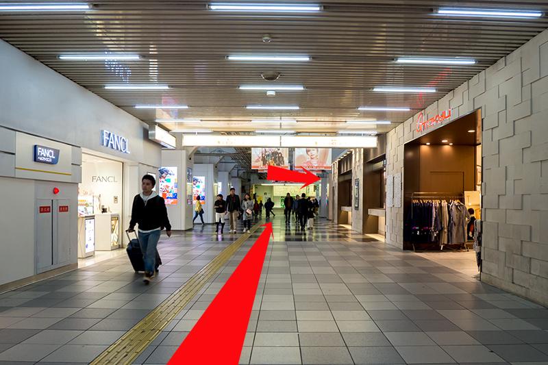 渋谷駅ガイド・井の頭線ー東横線_a0003650_16315576.jpg