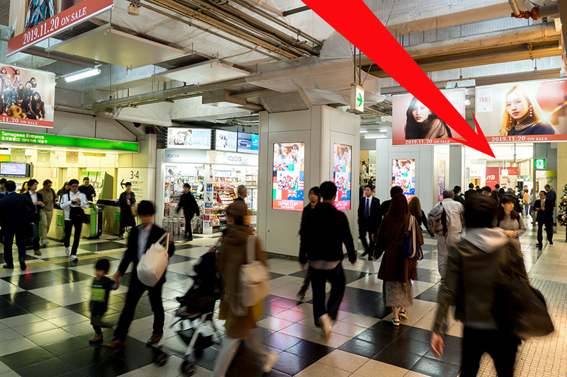 渋谷駅ガイド・井の頭線ー東横線_a0003650_16324517.jpg