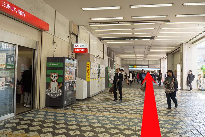 渋谷駅ガイド・井の頭線ー東横線_a0003650_16334503.jpg