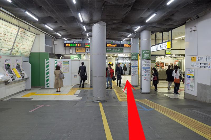 渋谷駅ガイド・井の頭線ー東横線_a0003650_16342303.jpg