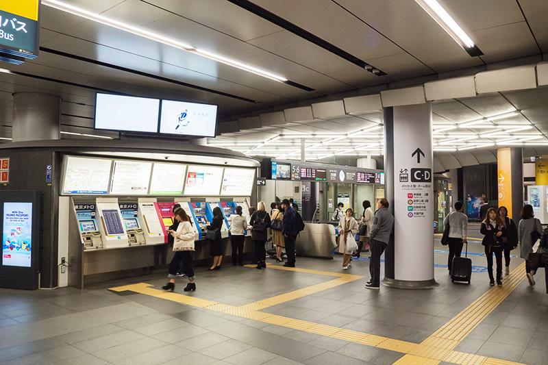渋谷駅ガイド・井の頭線ー東横線_a0003650_16441153.jpg