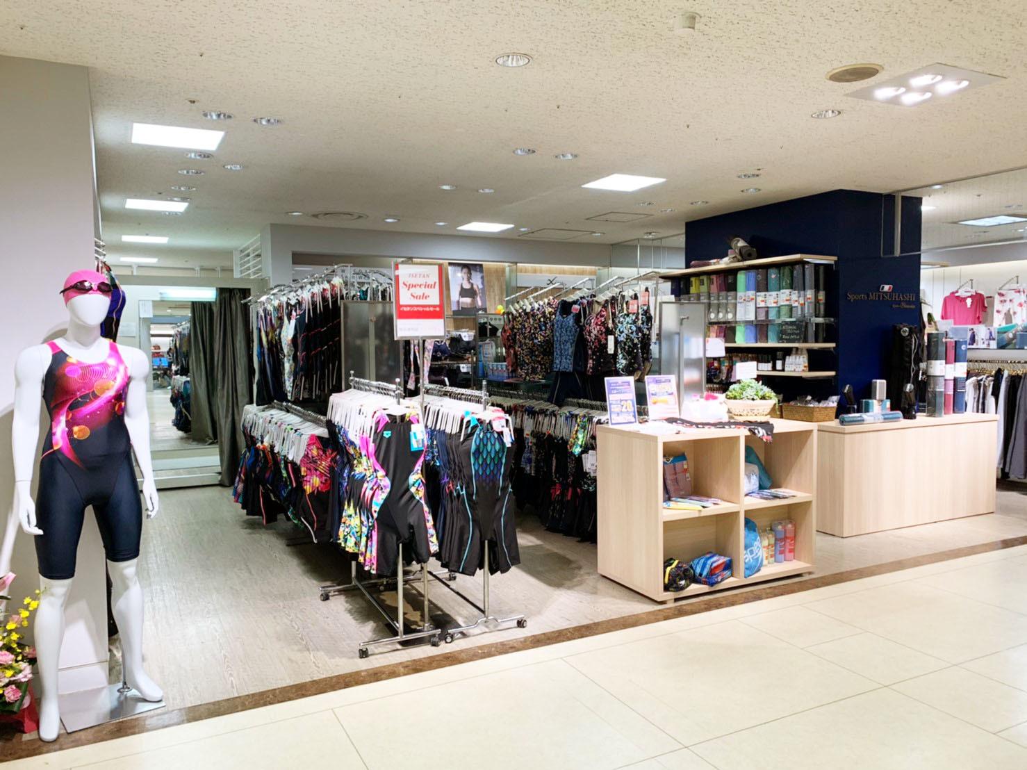 SPORTS MITSUHASHI様2店舗完了2!_f0300358_18062419.jpg