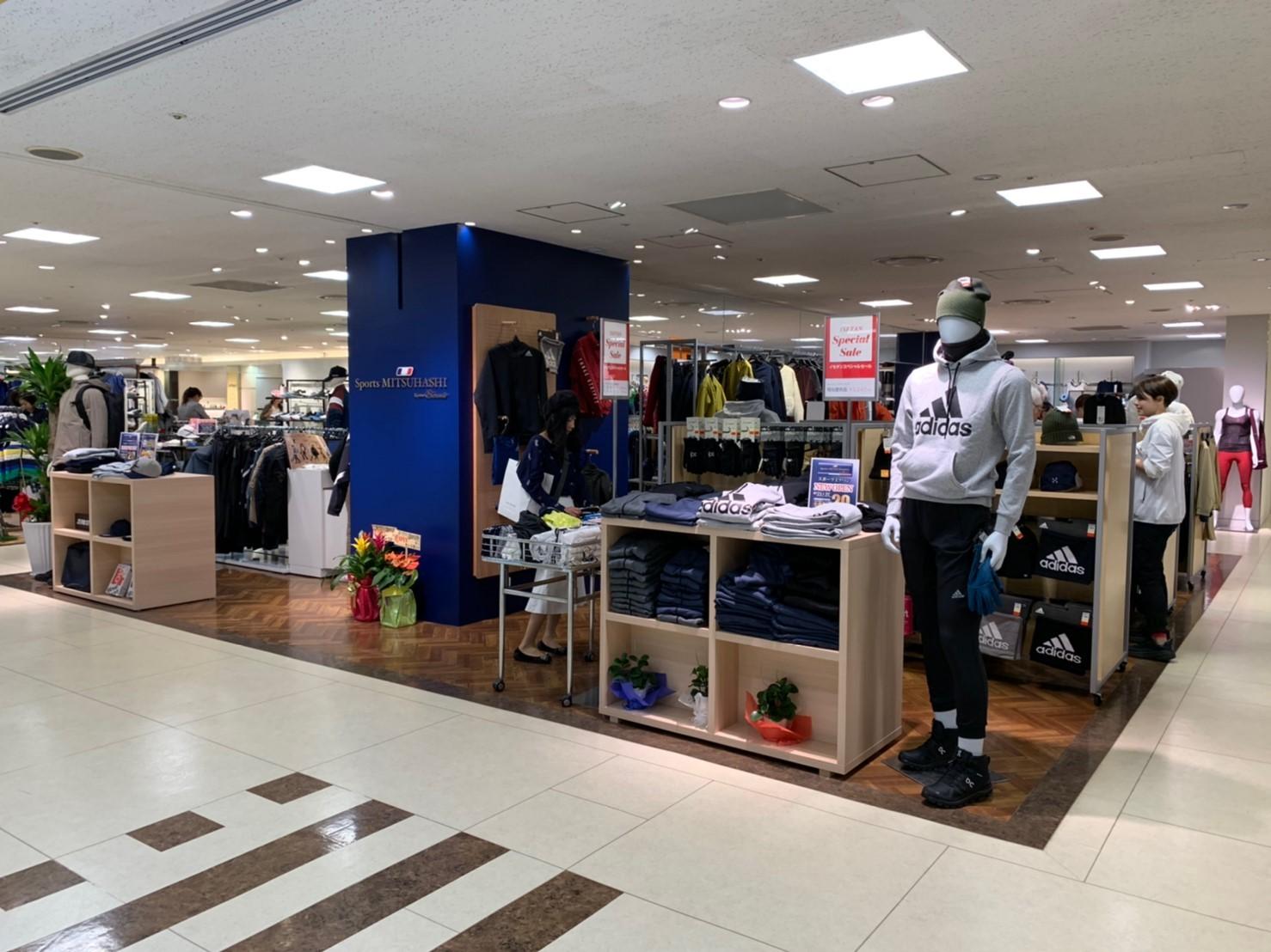 SPORTS MITSUHASHI様2店舗完了2!_f0300358_18080238.jpg