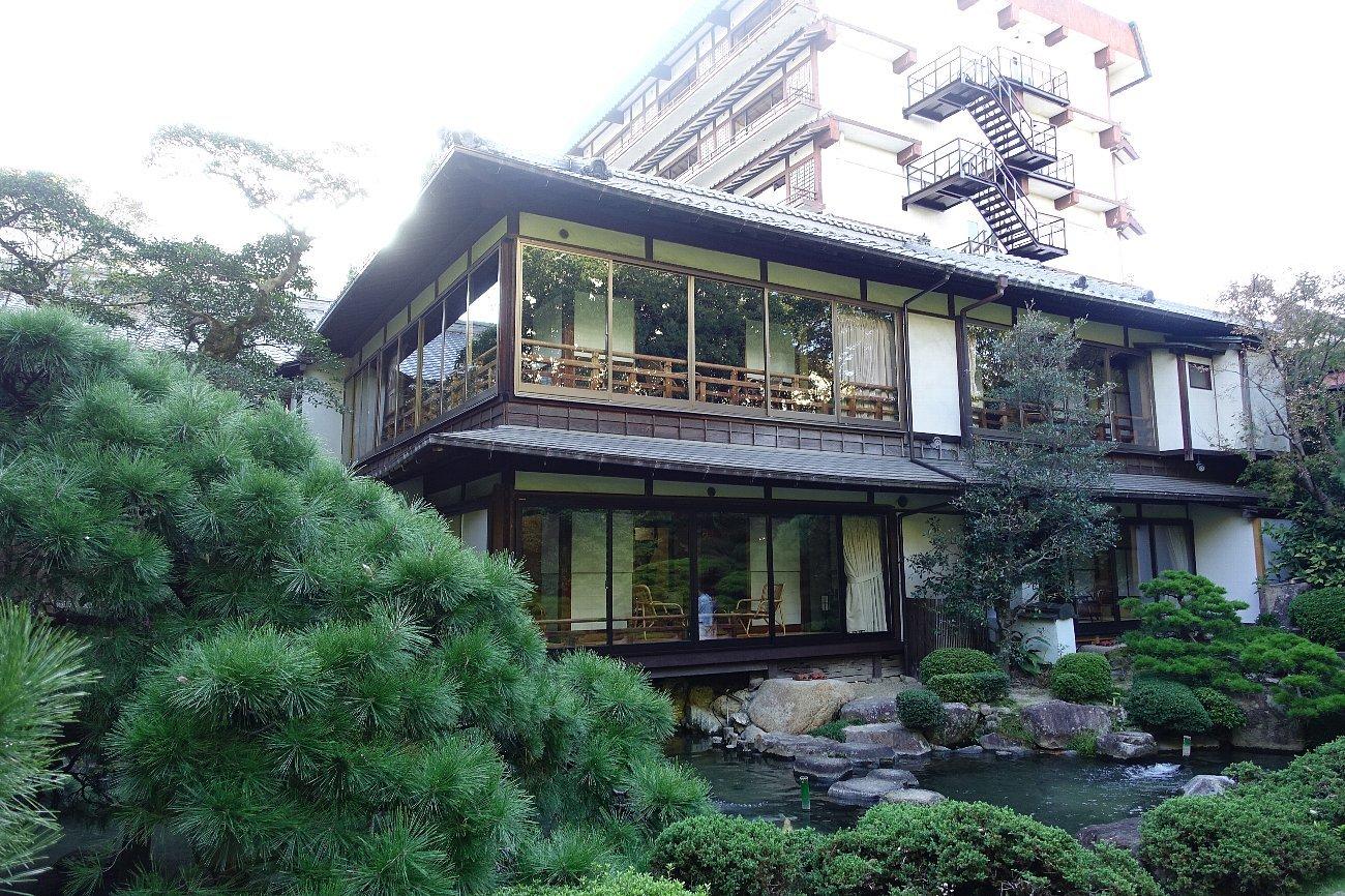湯田温泉 松田屋ホテル_c0112559_08470037.jpg