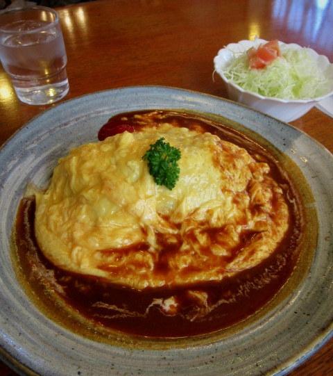佐久・レストランかしわ * メニュー豊富な手作り洋食の店♪_f0236260_23093558.jpg
