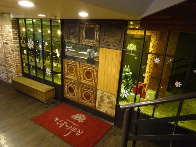 たった26時間のソウル (5)「MAPLE TREE HOUSE」(タンプンナムチッ)で焼肉、クラブでファンク・ナイト_b0405262_23512028.jpg
