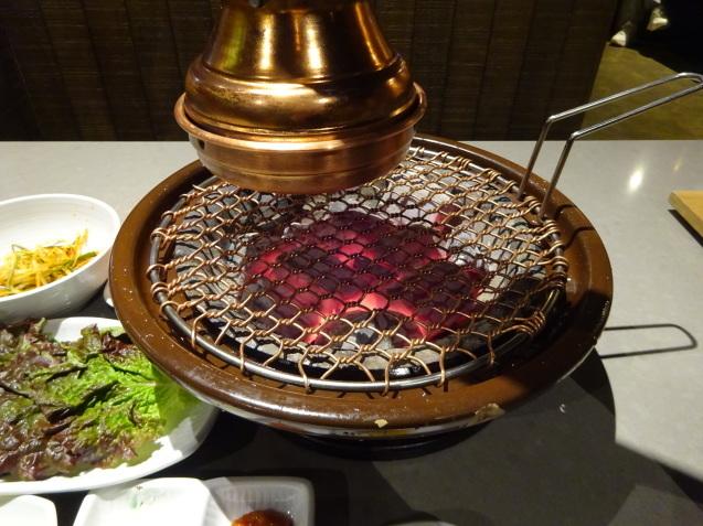 たった26時間のソウル (5)「MAPLE TREE HOUSE」(タンプンナムチッ)で焼肉、クラブでファンク・ナイト_b0405262_23555034.jpg