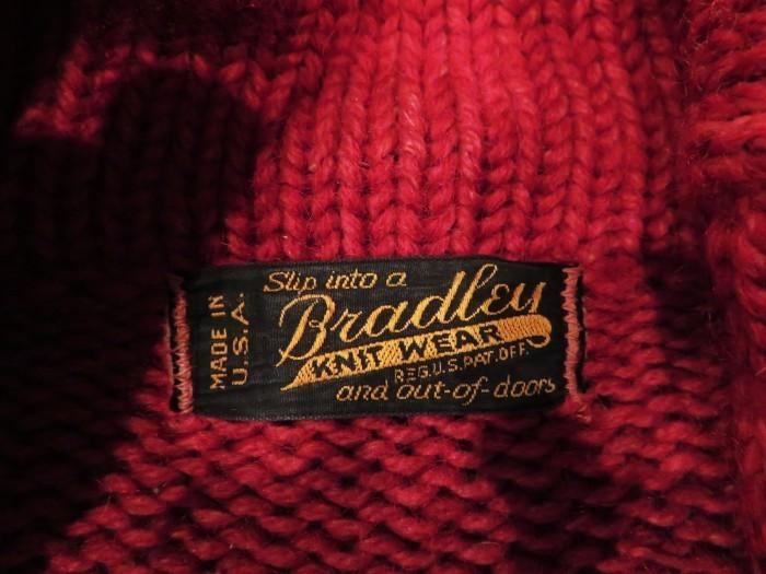40\'s Shawl Collar Sweater Coat_e0187362_19383069.jpg