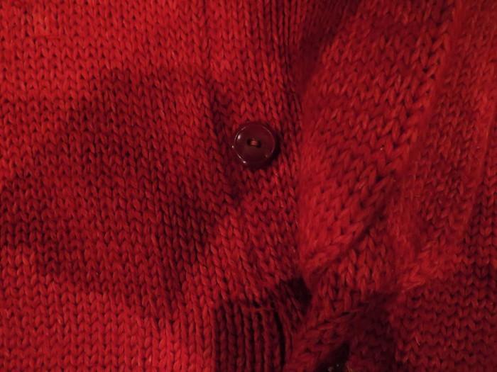 40\'s Shawl Collar Sweater Coat_e0187362_19445374.jpg