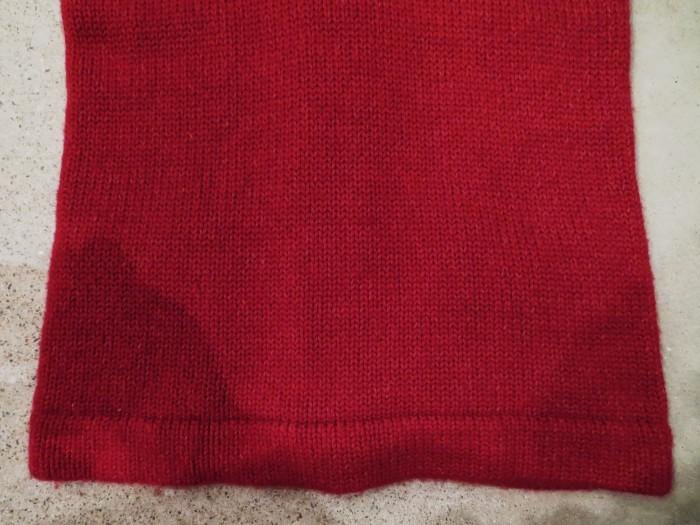 40\'s Shawl Collar Sweater Coat_e0187362_19484448.jpg