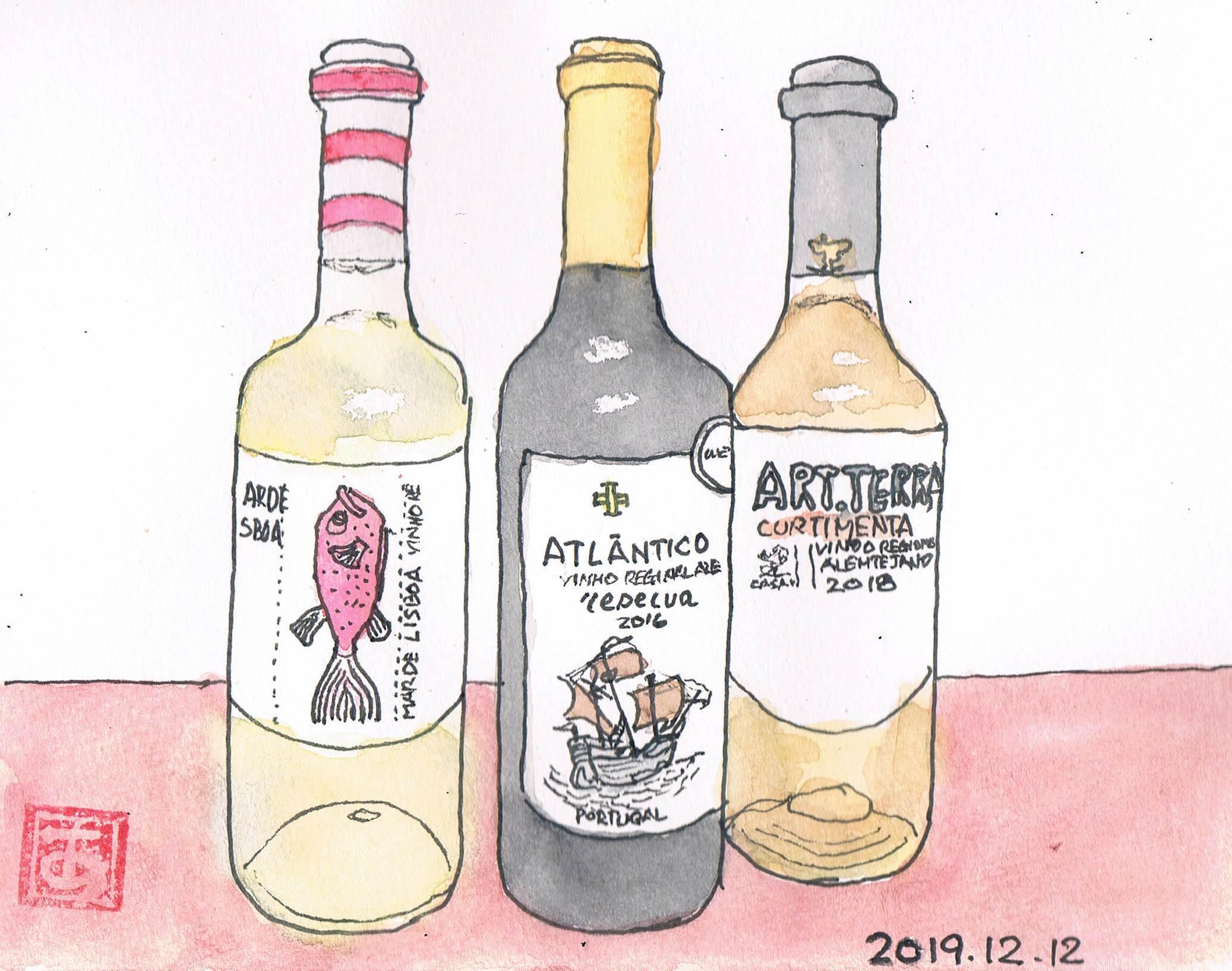 ポルトガルワイン_e0232277_14044406.jpg