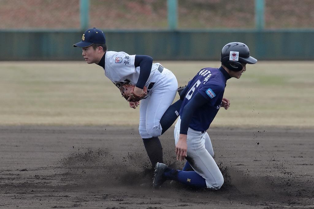 第4回3年生大会 vs京田辺ボーイズ3_a0170082_19553294.jpg