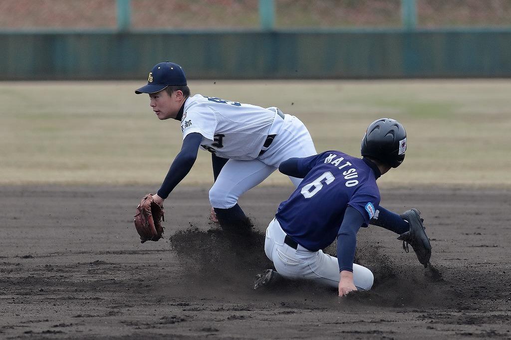 第4回3年生大会 vs京田辺ボーイズ3_a0170082_19553506.jpg
