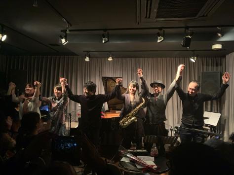 11月30日土曜日 赤坂SALAにて、川元清史くんのコンサート_a0112393_19120711.jpg