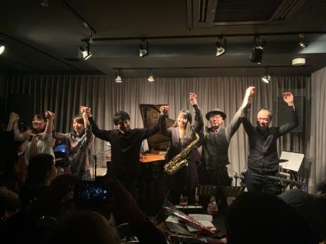 11月30日土曜日 赤坂SALAにて、川元清史くんのコンサート_a0112393_19120713.jpg