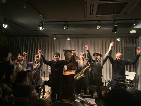 11月30日土曜日 赤坂SALAにて、川元清史くんのコンサート_a0112393_19121292.jpg