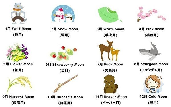満月の呼び名☆_d0221299_16094434.jpg
