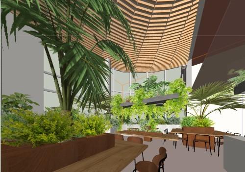 札幌の棟晶の新社屋のホールのイメージ固め_e0054299_11052345.jpg