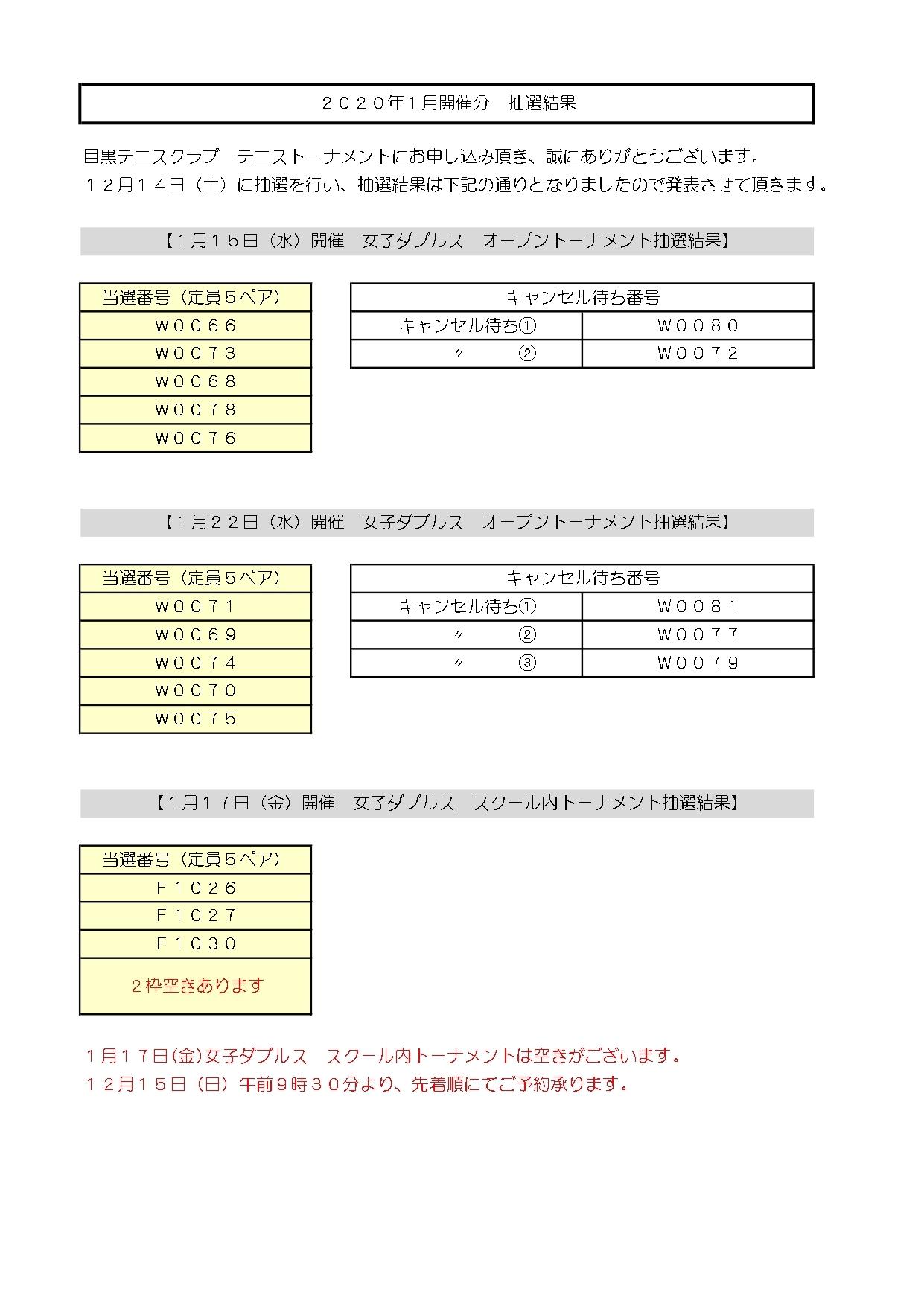 2020.1月トーナメント抽選結果_b0158200_11502301.jpg
