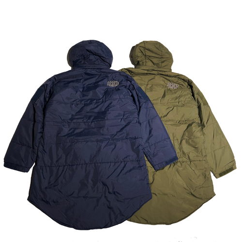 "STROKE. ""HOODY LONG DOWN JACKET\""_d0101000_11595729.jpg"