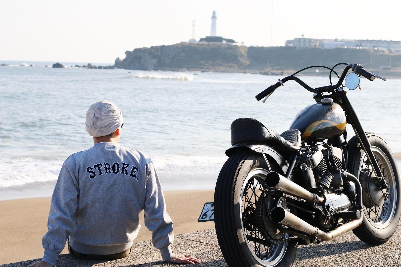 "STROKE. \""U.G.R.L LOGO SWEAT SHIRT\""_d0101000_12534138.jpg"