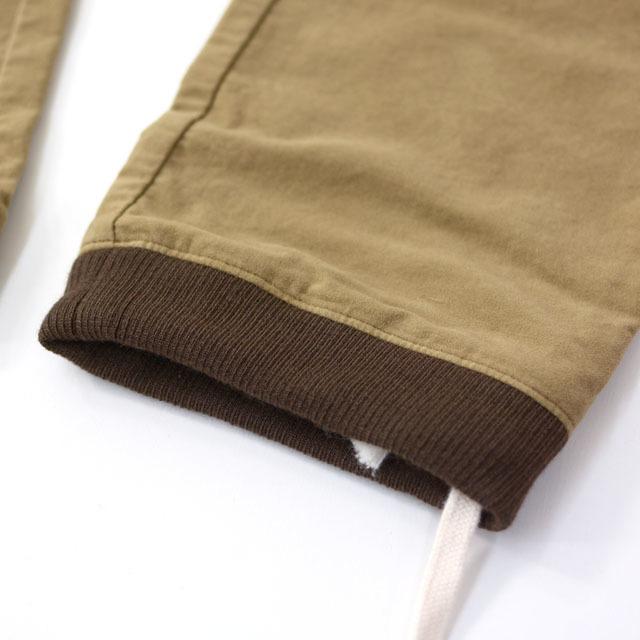 STUDIO ORIBE [スタジオオリベ] FW RIB PANTS [秋冬素材のリブパンツ] [RP06]「ストレッチパンツ/アウトドアパンツ」 MEN\'S/LADY\'S _f0051306_17082693.jpg
