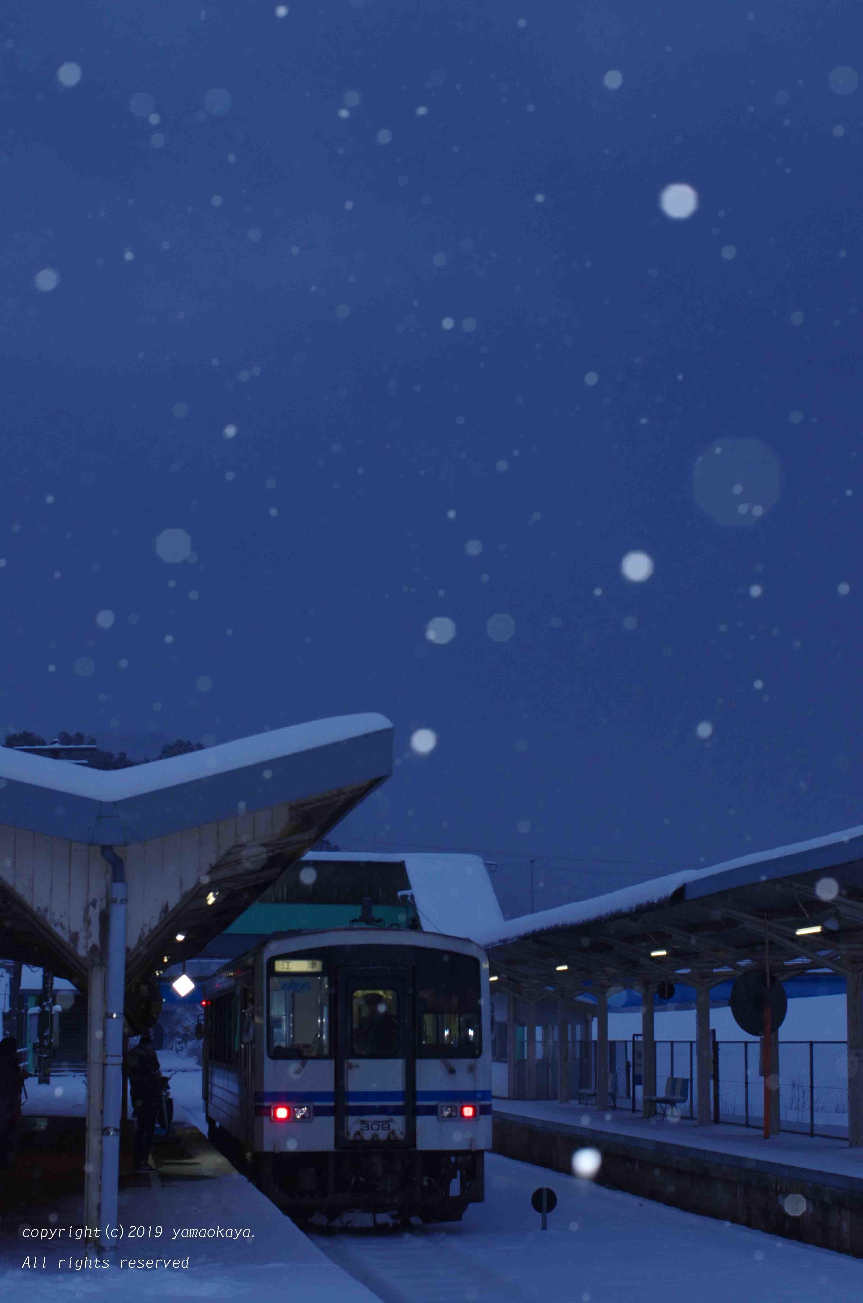 雪が降る日は_d0309612_00094131.jpg