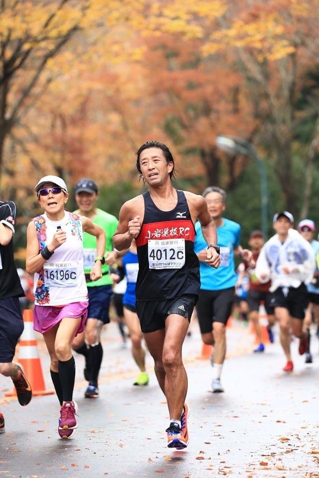 つくばマラソン2019 完走!2度目のサブ3.5_c0141025_00443593.jpg