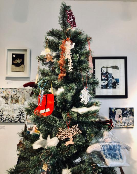 「2019こころのカタチ Ornament TREE」ありがとうございました_d0347031_11494407.jpg