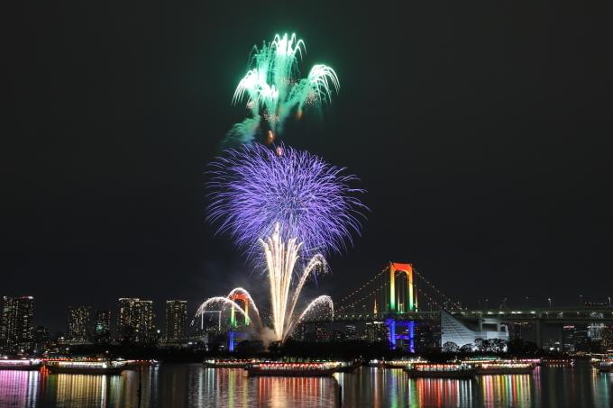 【お台場レインボー花火2019】_f0348831_19442144.jpg