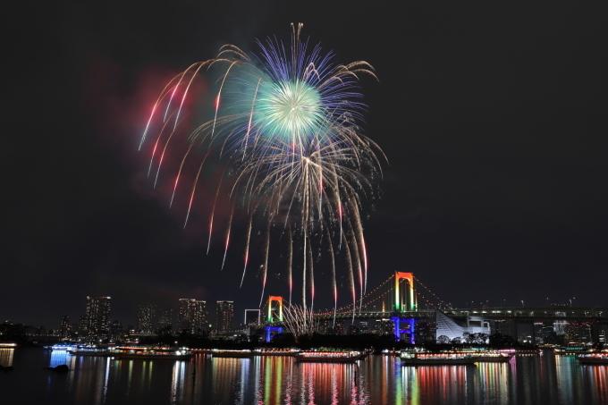 【お台場レインボー花火2019】_f0348831_19442946.jpg