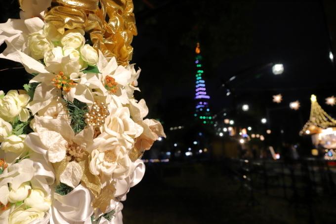 【東京クリスマスマーケット/芝公園】_f0348831_20253069.jpg