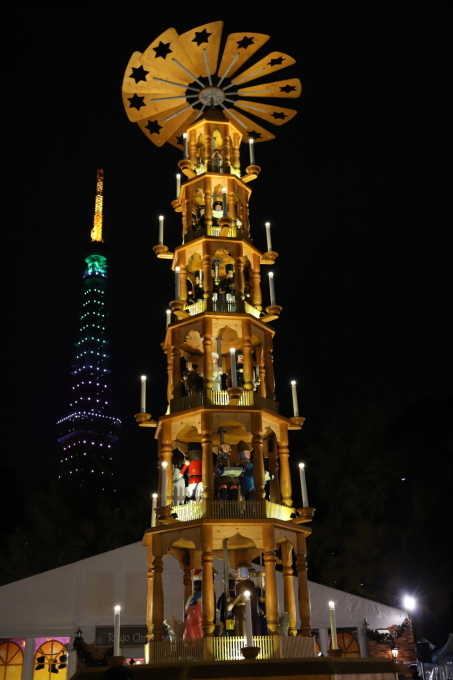 【東京クリスマスマーケット/芝公園】_f0348831_20253420.jpg