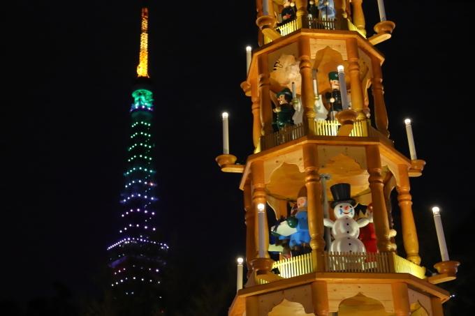 【東京クリスマスマーケット/芝公園】_f0348831_20253553.jpg