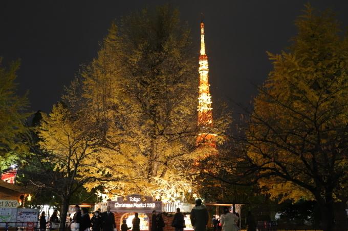 【東京クリスマスマーケット/芝公園】_f0348831_20380239.jpg