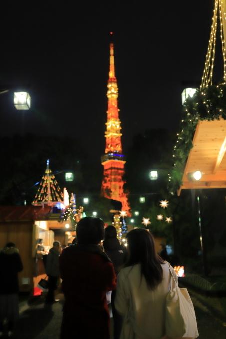 【東京クリスマスマーケット/芝公園】_f0348831_20485835.jpg