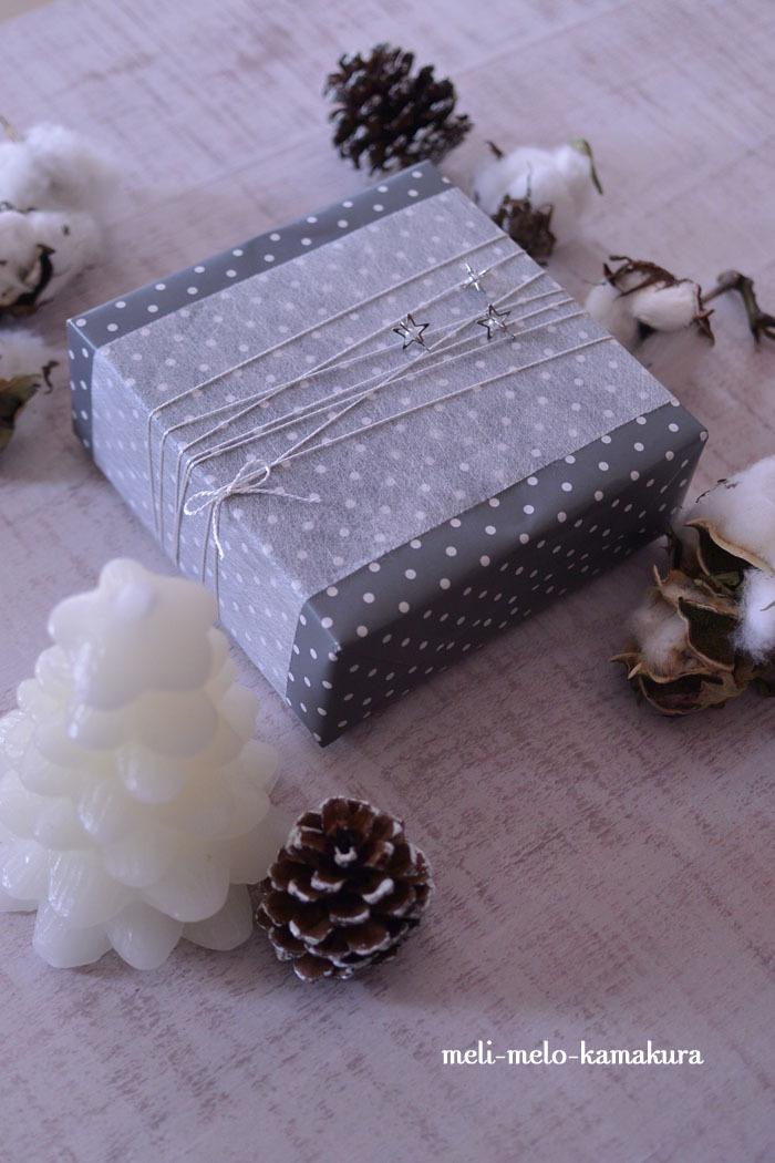 ◆ラッピング*オーダーいただきました♡クリスマスだけどクリスマスっぽくない?お菓子の詰め合わせ_f0251032_15310012.jpg