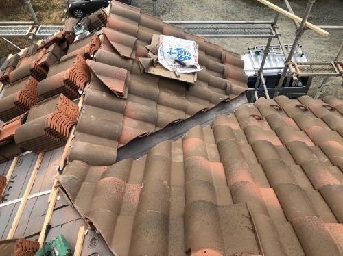 山梨市 ランダムブラウンの屋根 其の二_b0242734_21361594.jpeg