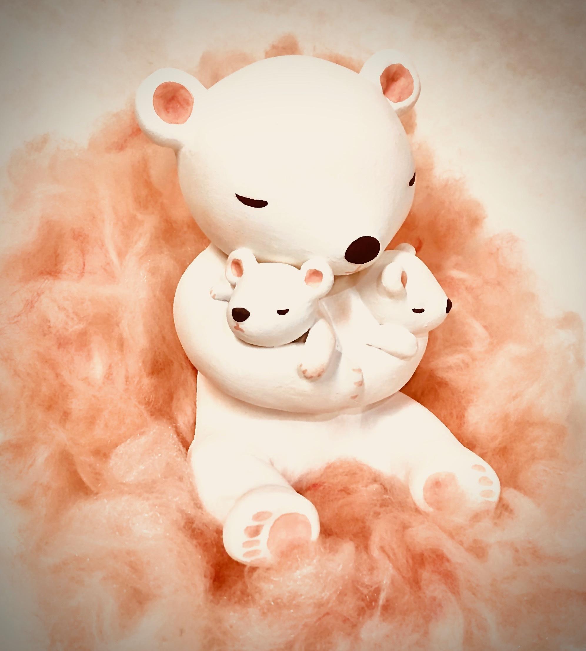 白クマたちの冬ごもり_f0395434_21554754.jpeg